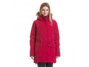 Meatfly Rainy 3 Parka B - Raspberry Wine