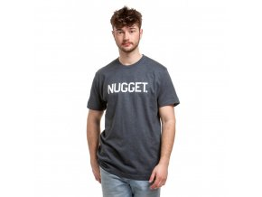 Nugget Logo - S19 F - Heather Steel