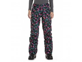 Meatfly Pixie 3 Pants D - Kala Flowers