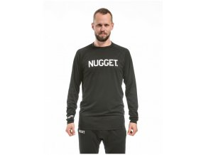 Nugget Core T-Long 2 Long Sleeve A - Black