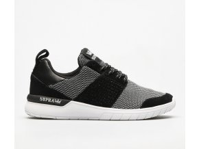 Supra Scissor Black White