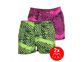 Meatfly Agostino - Double pack Checkered