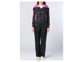 Puma Woven Suit black-rose violet
