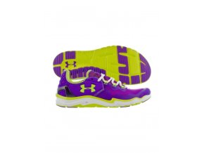 Under Armour Charge RC 2 purple