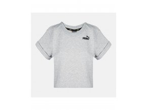 damsky top puma style personal best gray