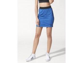 Adidas Originals Bermuda skirt blue