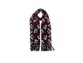 Vans Long Scarf heart