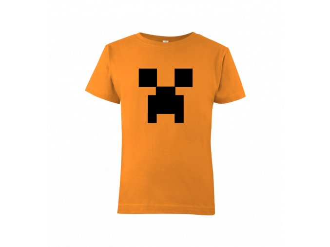minecraft oranžova