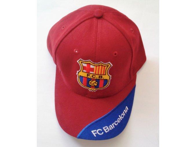 AKCE!! Kšiltovka FC Barcelona