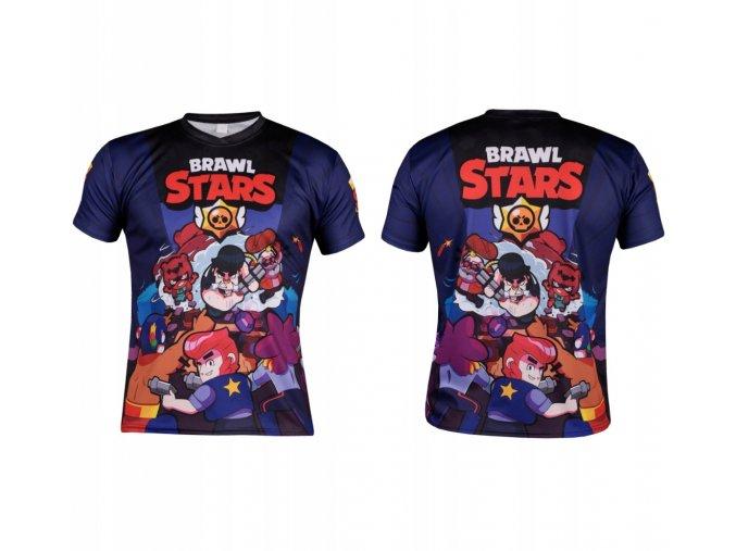 Dres tričko BRAWL STARS MO