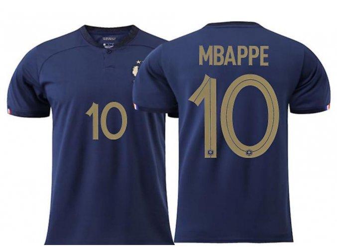 Dres Mbappe