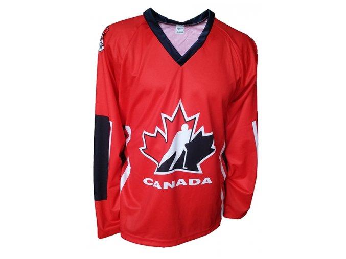 Hokejové dresy Kanada