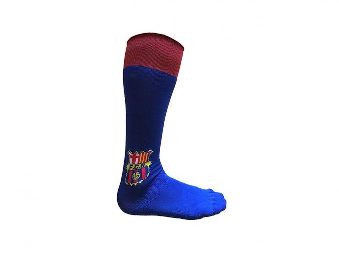Fotbalové štulpny v designu FC Barcelona