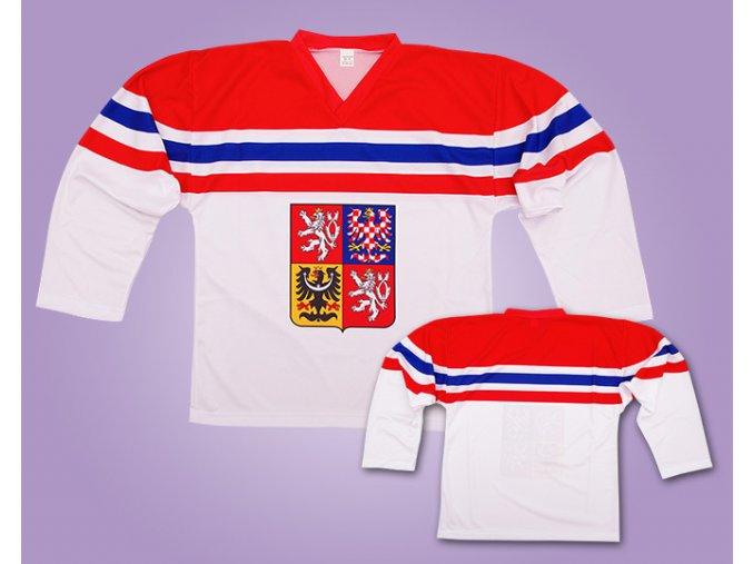 Hokejový dres ČR 2016
