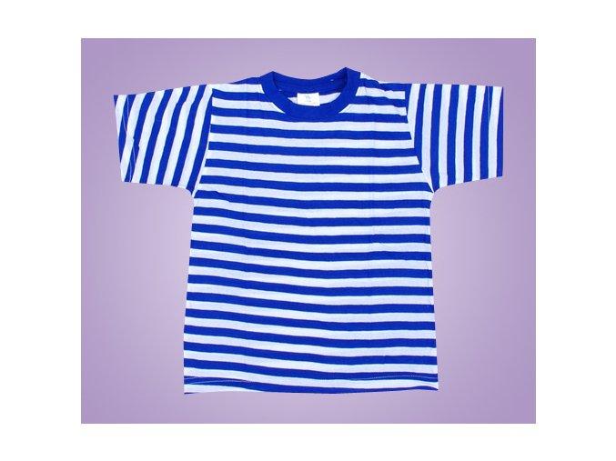 AKCE: Tričko námořnické