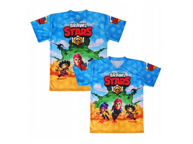 Tričko BRAWL STARS