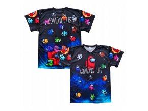 Sportovní trička AMONG US