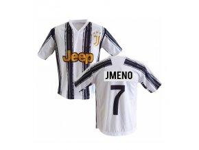 fotbalové dres real s vlasní jmeno