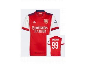 Fotbalový dres Puma Arsenal  s vlastním jménem