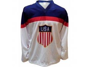 Hokejový dres USA