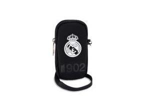 Pouzdro na mobil Real Madrid black