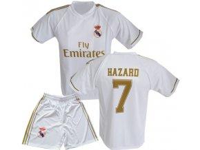 fotbalové komplet real Hazard