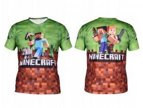 Dres tričko MINECRAFT