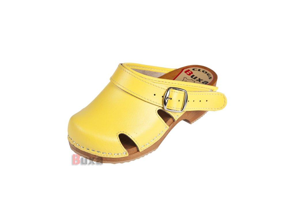 Detské Dreváky DZOT Žlté