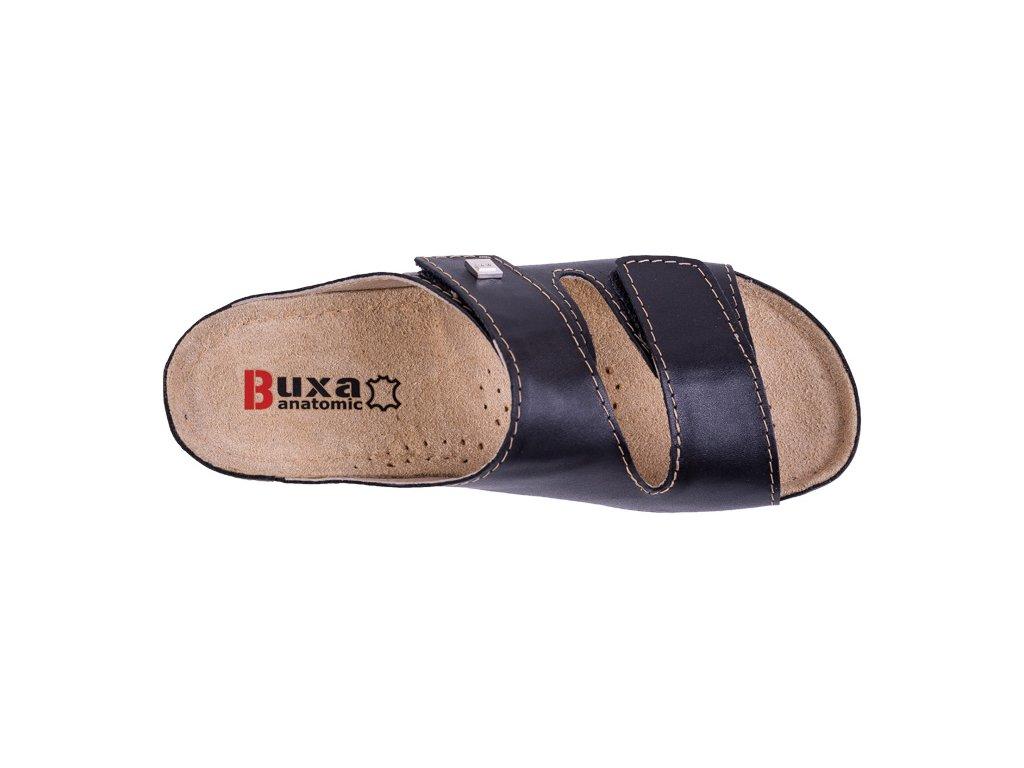 d3ce1559d180 Zdravotná obuv BZ210 - Čierna - Dreváky Buxa