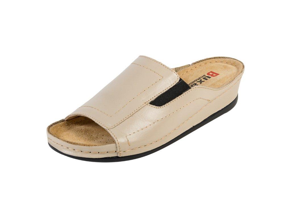Zdravotná obuv BZ230 - Béžová