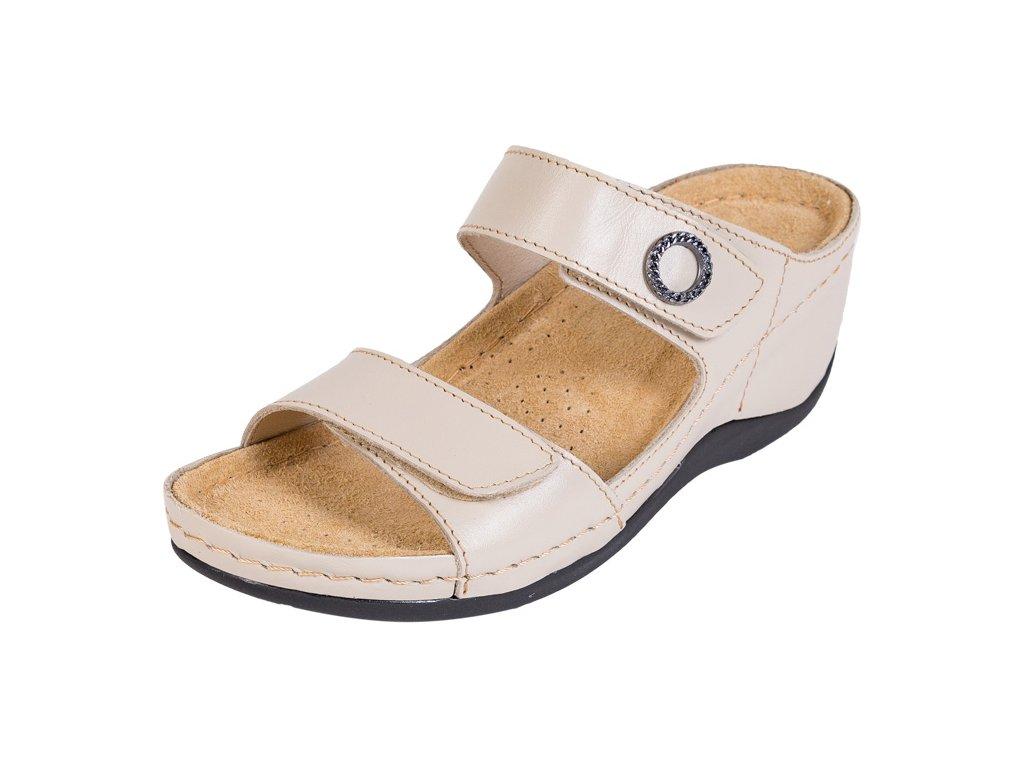 Zdravotná obuv BZ310 - Béžová