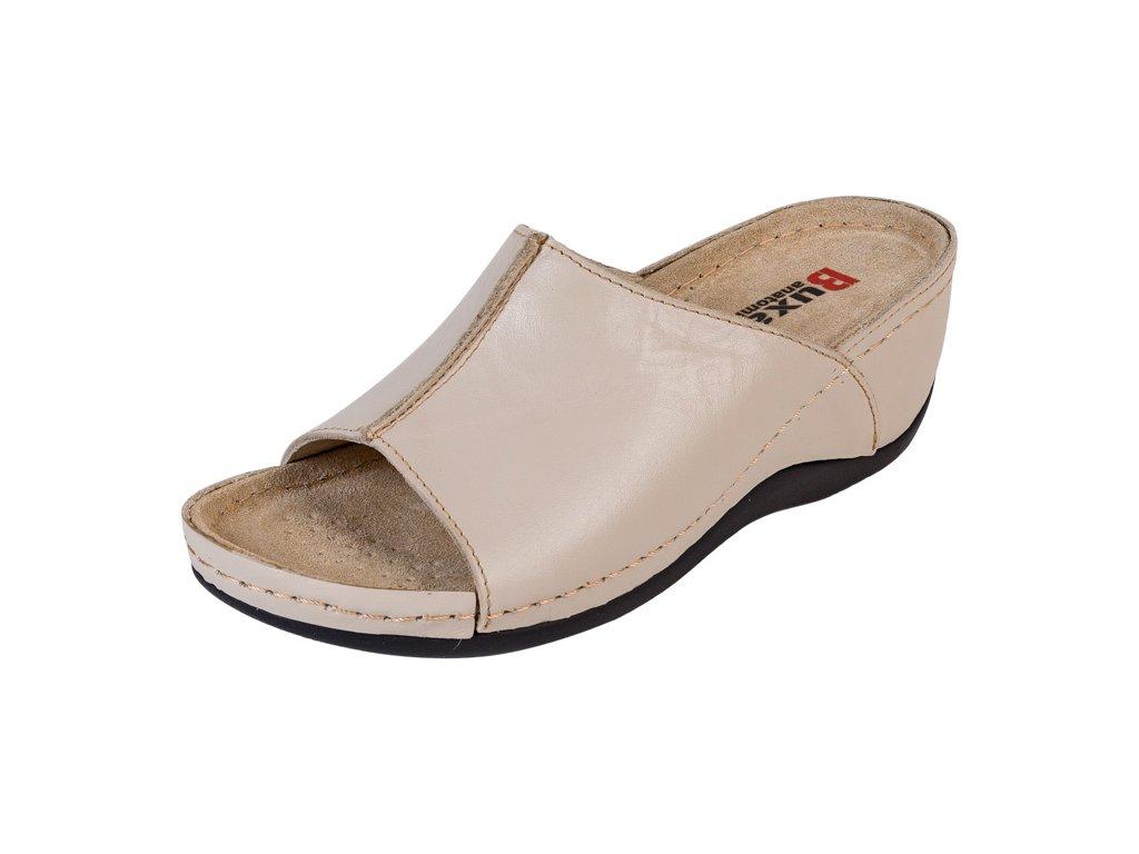 Zdravotná obuv BZ320 - Béžová