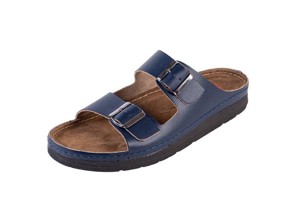 Pánska Zdravotná obuv BZ410 - Tmavomodrá