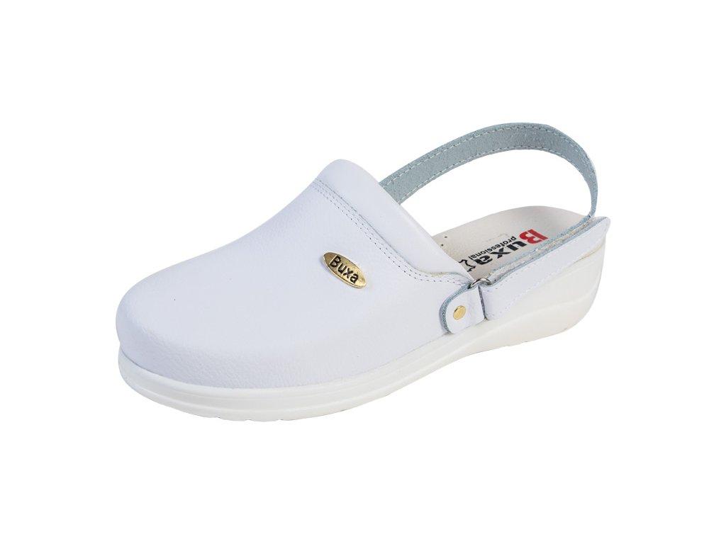 Medicínka obuv MED10p Biela