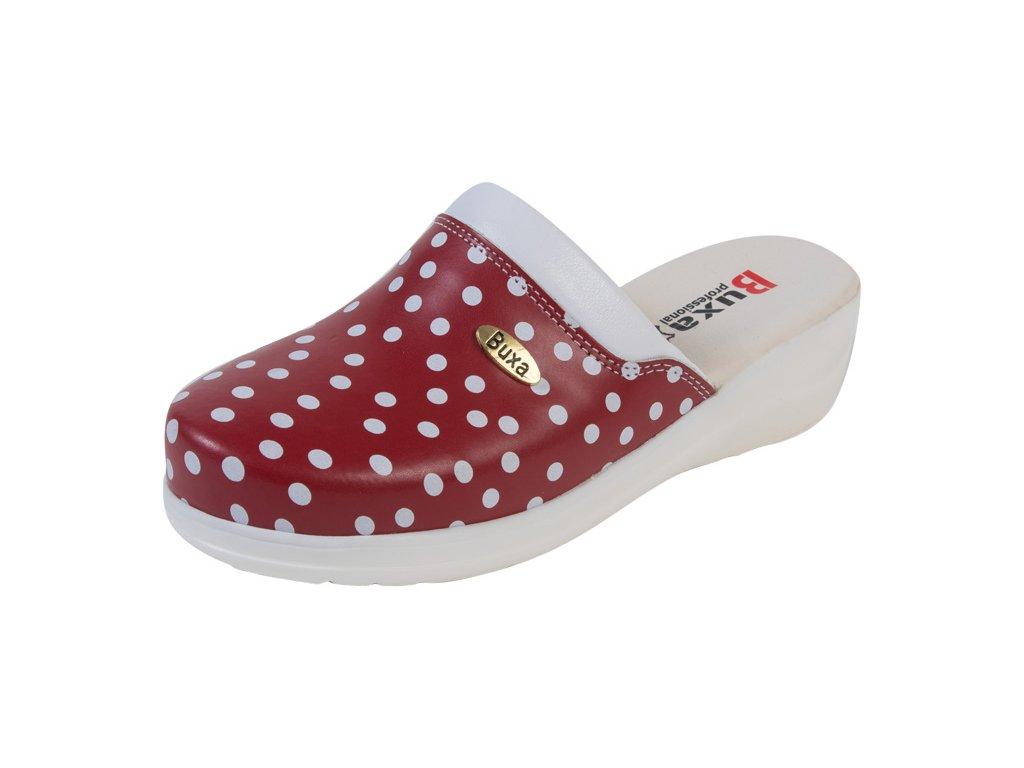 Medicínka obuv MED10 Bodkovaná
