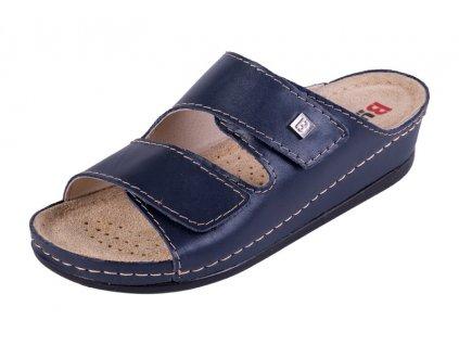 Zdravotná obuv BZ210 - Tmavomodrá