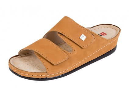 Zdravotná obuv BZ210 - Medový Nubuk