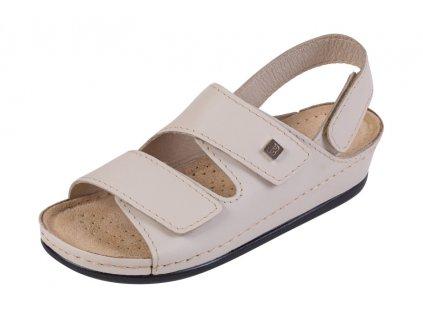 Zdravotná obuv BZ215 - Béžová
