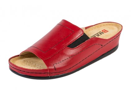 Zdravotná obuv BZ230 - Červená