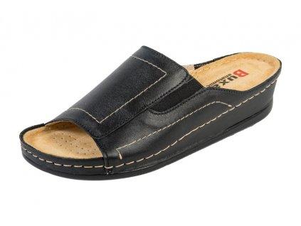 Zdravotná obuv BZ230 - Čierna