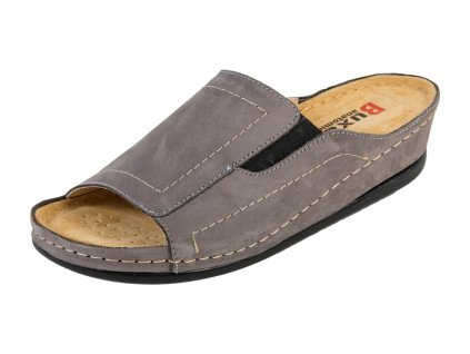 Zdravotná obuv BZ230 - Sivý Nubuk