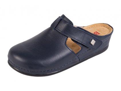 Zdravotná obuv BZ240 - Tmavomodrá