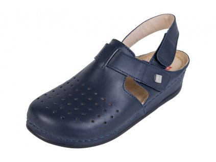 Zdravotná obuv BZ241p - Tmavomodrá