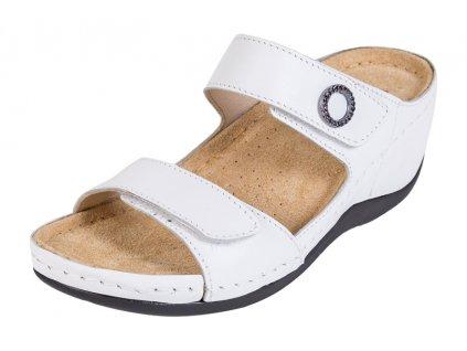 Zdravotná obuv BZ310 - Biela