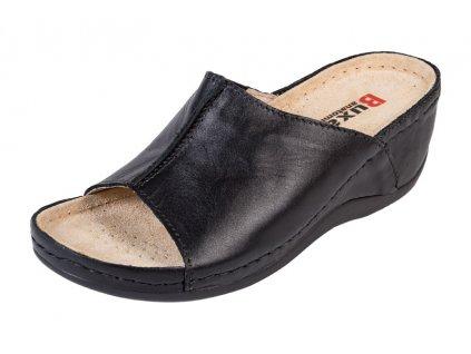 Zdravotná obuv BZ320 - Čierna