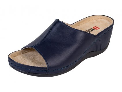 Zdravotná obuv BZ320 - Tmavomodrá