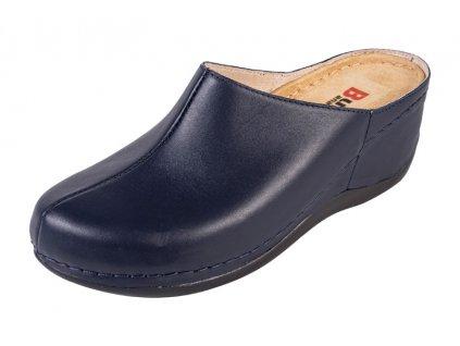 Zdravotná obuv BZ340 - Tmavomodrá
