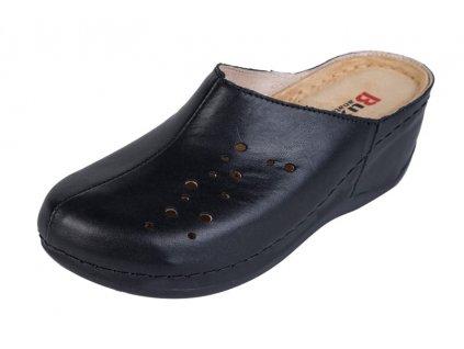 Zdravotná obuv BZ341 - Čierna