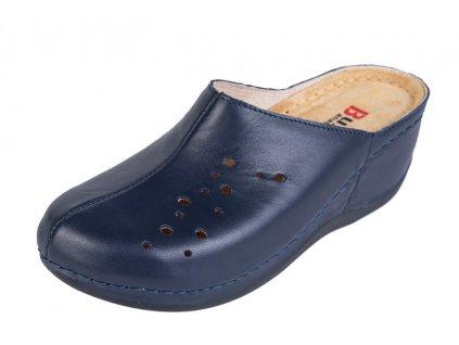 Zdravotná obuv BZ341 - Tmavomodrá