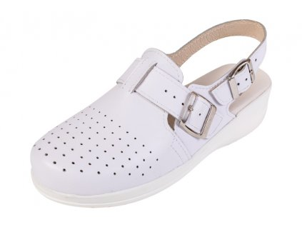 Medicínka obuv MED26 - Biela